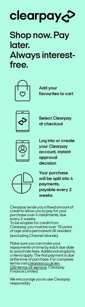 Clearpay information